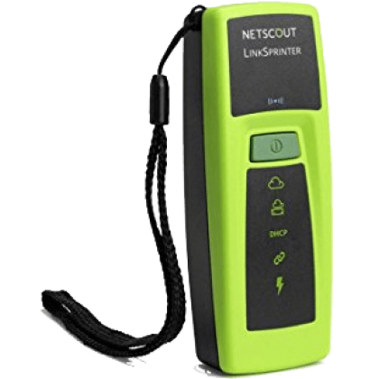 Netscout LinkSprinter™ 300 Network Tester
